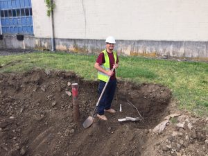 Inspecting Underground Tank For Leaks