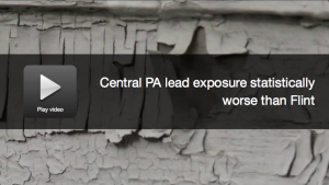 Central PA Lead Exposure