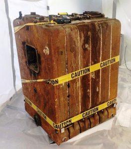 Rusty Boiler Gasket
