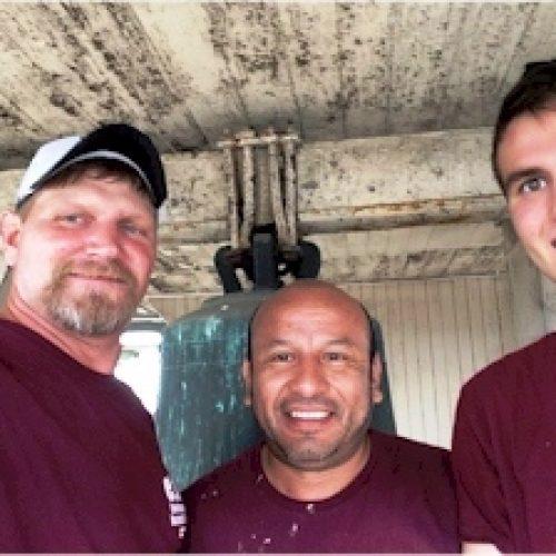 e.h.c. crew lead removal services