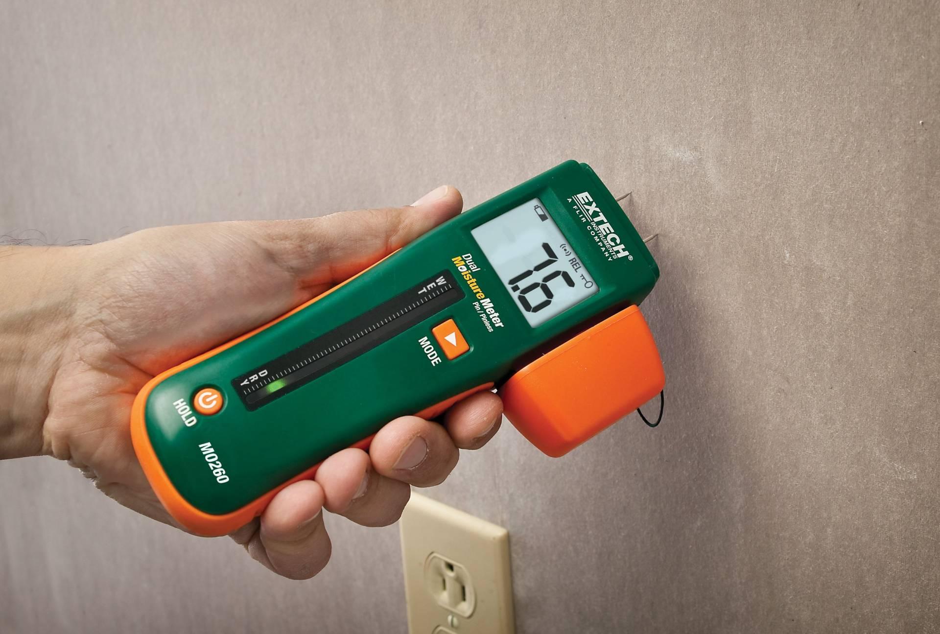 moisture meter for mold testing companies