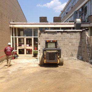 selective demolition services