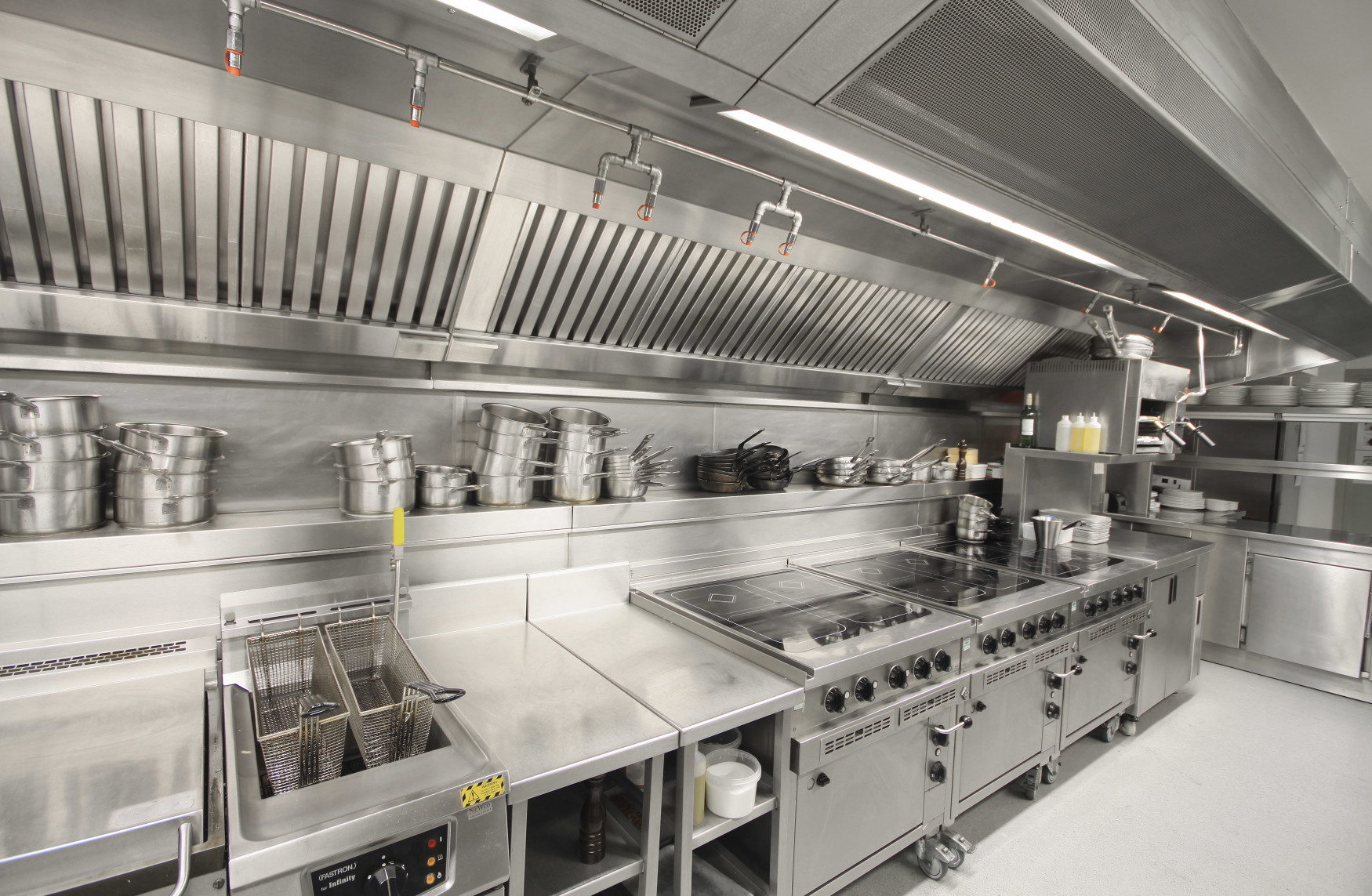 Commercial Kitchen Hood Cleaning | Lancaster PA | E.h.c. Associates