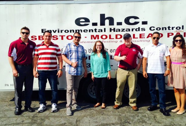 environmental hazards control team in lancaster pa