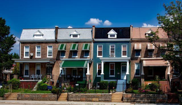 row homes asbestos removal