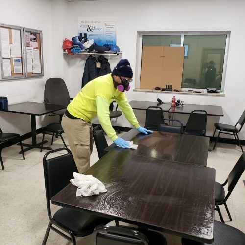 biological cleaning services